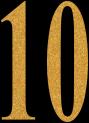 Glitter Gold 10