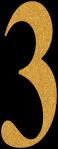 Glitter Gold 3