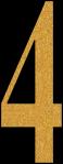 Glitter Gold 4
