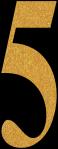 Glitter Gold 5