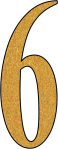 Glitter Gold 6