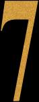 Glitter Gold 7