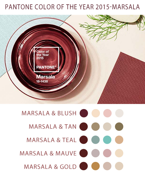 pantone-color-of-the-year-2015-marsala-wedding-color-ideas